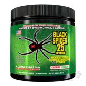 Жироспалювачі Cloma Pharma Black Spider 210g вишневий лимонад