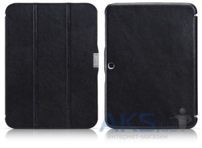 Чехол для планшета iCarer Leather Case for Samsung Galaxy Tab 3 P5200/5210 10.1 Black (RS521001BL)