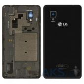 Корпус для телефону LG E975 Optimus G Black