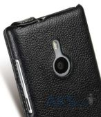 Вид 7 - Чехол Melkco Jacka leather case for Nokia Lumia 925 Black (NKLU95LCJT1BKLC)