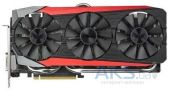 Видеокарта Asus Radeon R9 390X 8192Mb DCIII OC STRIX GAMING (STRIX-R9390X-DC3OC-8GD5-GAMING)