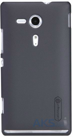Чехол Nillkin Super Frosted Shield Sony Xperia SP C5303 M35i Black