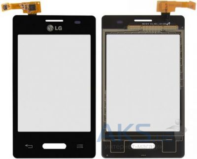 Сенсор (тачскрин) для LG Optimus L3 2 E425 Black