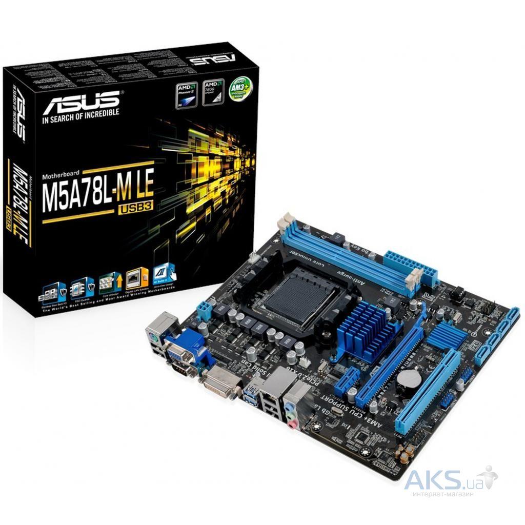 Asus M4A78LT-M LE AMD Chipset Vista