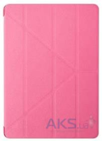 Чехол для планшета Ozaki O!coat Slim-Y Versatile New Generation iPad Air 2 Pink (OC118PK)
