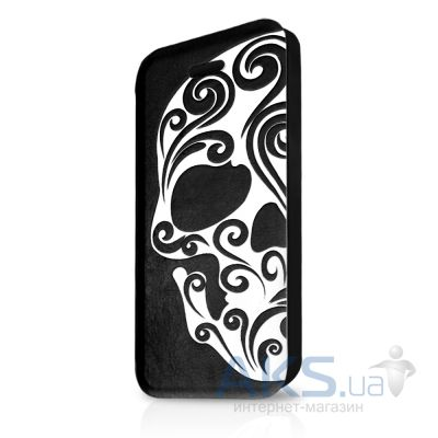 Чехол ITSkins Angel for iPhone 5C Black/White (APNP-ANGEL-BKWH)