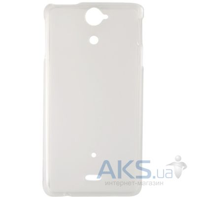 Чехол PC TPU case for Sony Xperia V LT25i white