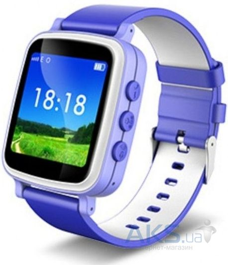 Умные часы Smart Baby Q80 (app. setracker) Blue