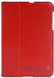 Чехол для планшета Hoco Leather case for Samsung P6200 Galaxy Tab 7.0 Red