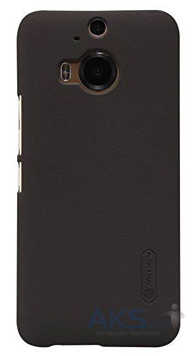 Чехол Nillkin Super Frosted Shield HTC One M9 Plus Black