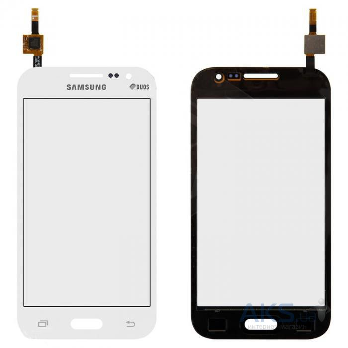Сенсор (тачскрин) для Samsung Galaxy Core Prime VE LTE G361F, Galaxy Core Prime VE G361H White