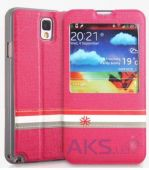 Чехол Yoobao Fashion case for Samsung N9000 Galaxy Note 3 Rose (PCSAMN9000-FRS)