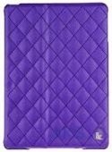 Чехол для планшета JisonCase Microfiber quilted leather case for iPad Air Purple [JS-ID5-02H50]