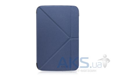 Чехол для планшета Gissar Cross For Samsung Galaxy Note 8.0 N5100 Navy (80365)