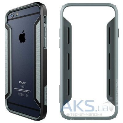 Чехол Nillkin Border Series Apple iPhone 6, iPhone 6S Black