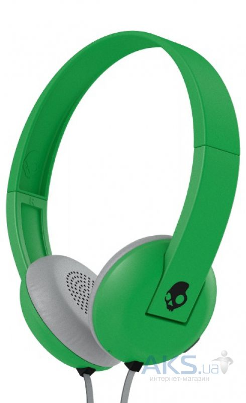 Наушники (гарнитура) Skullcandy UPROAR Illfamed/Green/Black (S5URHT-453)