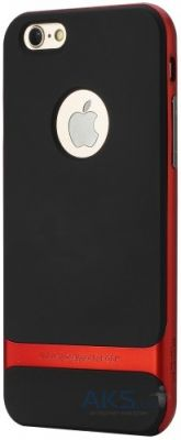 Чехол Rock Royce Stand Series Apple iPhone 6 Plus, iPhone 6S Plus Black Red