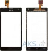 Сенсор (тачскрин) для LG Optimus 4X HD P880 Original Black