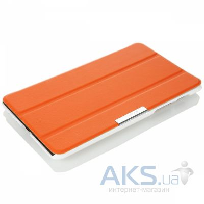 Чехол для планшета MOKO Smart Cover UltraSlim для Asus Google Nexus 2gen (2013) Orange