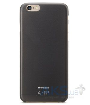 Чехол Melkco Air PP Apple iPhone 6, iPhone 6S Black (APIP6FUTPPBK)