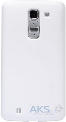 Чехол Nillkin Super Frosted Shield LG Optimus G Pro 2 D838 white