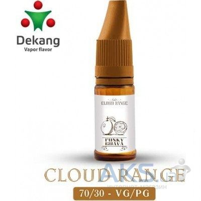 Dekang Cloud Range Ice Orange 3 мг/мл