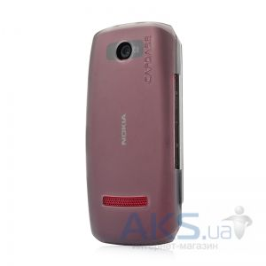Чехол Capdase Soft Jacket Xpose Tinted Black for Nokia Asha 305/306 (SJNK305-P201)