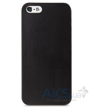 Чехол Melkco Air PP 0.4 mm cover case for iPhone 5C black [APIPONUTPPBK]