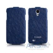 Чехол iCarer Ostrich Pattern for Samsung Galaxy S4 Blue
