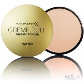 Пудра Max Factor Creme Puff 50 Natural