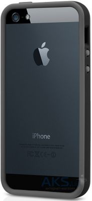 Чехол Tavik Outer Edge Black/Charcoal for iPhone 5/5S (TVK-IPH-039-BLK/CH)