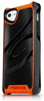 Чехол ITSkins Fusion Alu Core for iPhone 5/5S Orange (APH5-FUSAL-ORAN)