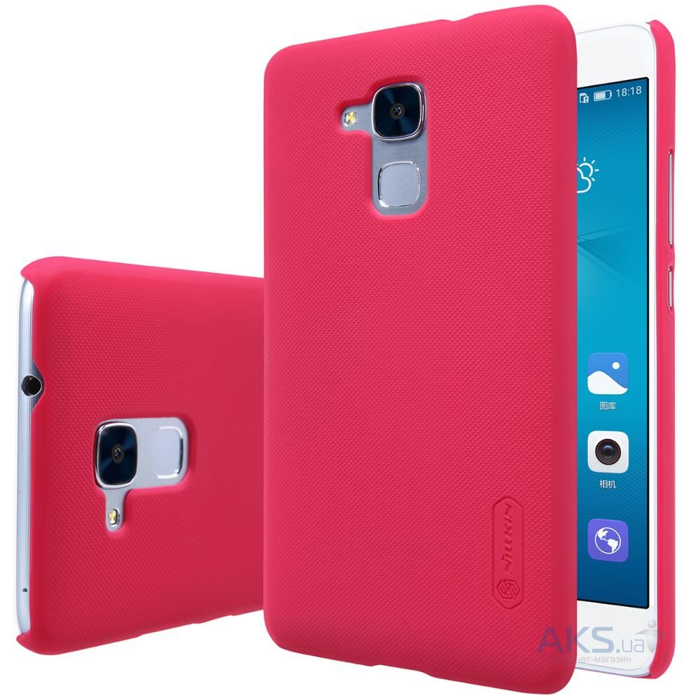Чехол Nillkin Super Frosted Shield Huawei Honor 5C Red