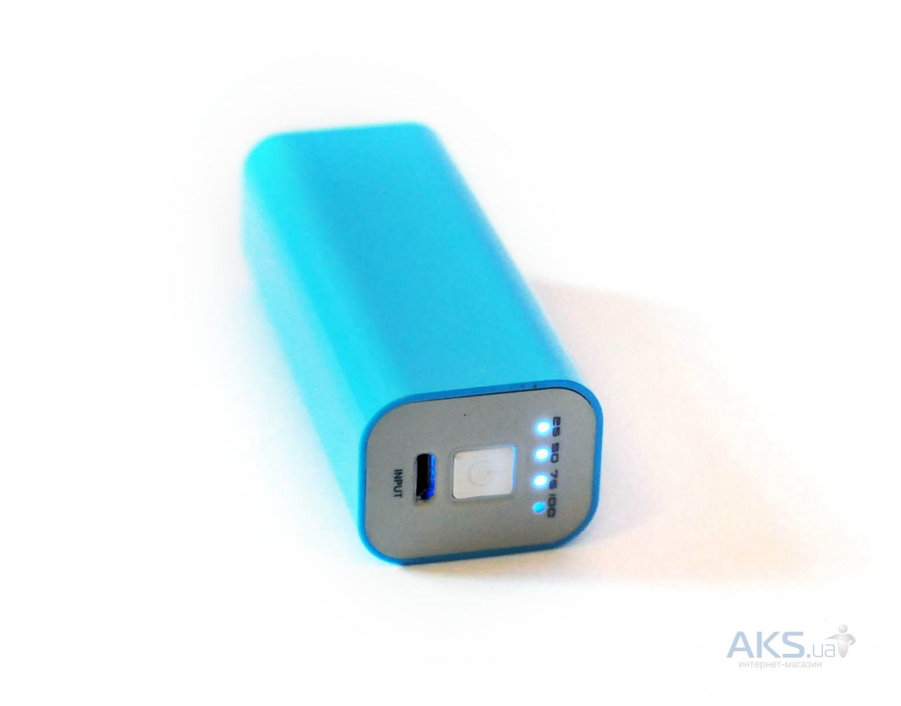 Внешний аккумулятор power bank Remax Mini M2 PowerBank 2600mAh Blue