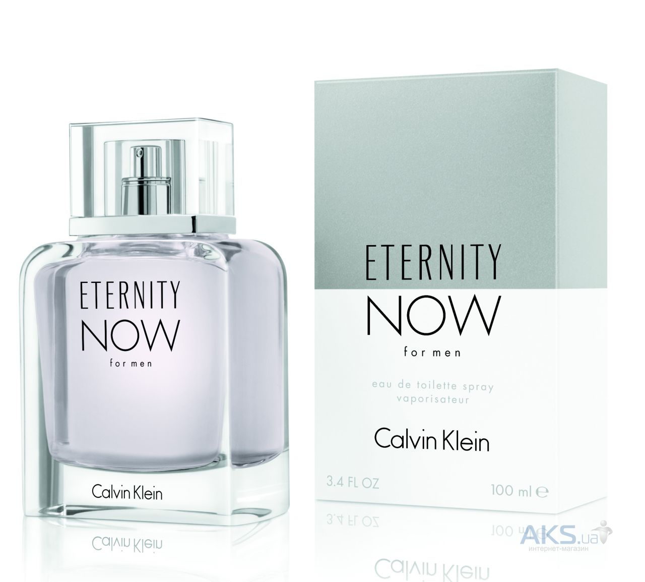 Calvin Klein Eternity Now For Men Туалетная вода 30 мл