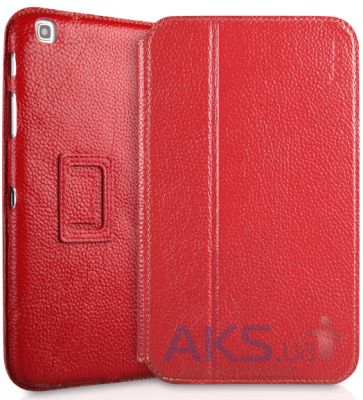 Чехол для планшета Yoobao Executive leather case for Samsung T310 Galaxy Tab 3 8.0 Red (LCSAMT310-ERD)