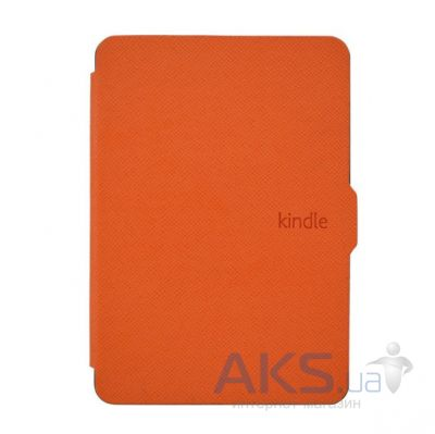 Обложка (чехол) Amazon Kindle for Magnetic clasp Superslim cover Orange