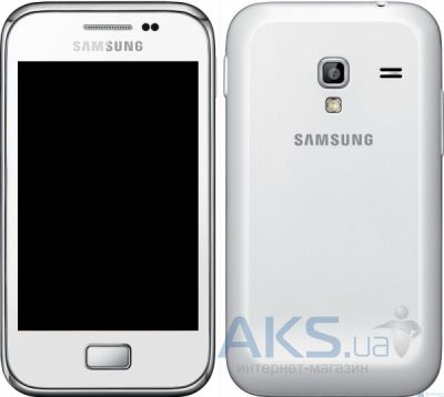 Корпус Samsung S7500 Galaxy Ace Plus White