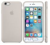 Чехол Apple Silicone Case for iPhone 6S Stone (MKY42)