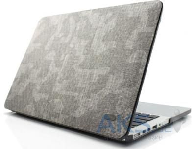 Чехол JCPAL Fabulous for MacBook Pro 13 Retina Display Black (JCP2084)