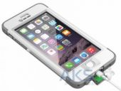 Вид 3 - Чехол LifeProof Nüüd Case for iPhone 6/6S White (77-50306)