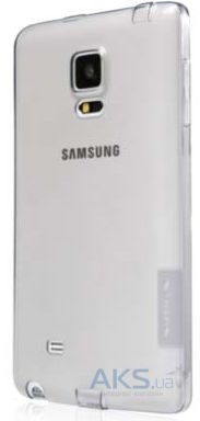Чехол Nillkin Nature Series Samsung N915 Galaxy Note Edge White