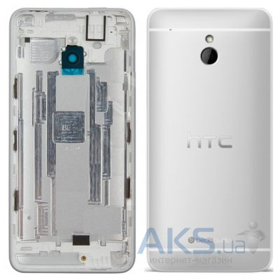 Корпус HTC One mini 601n Silver