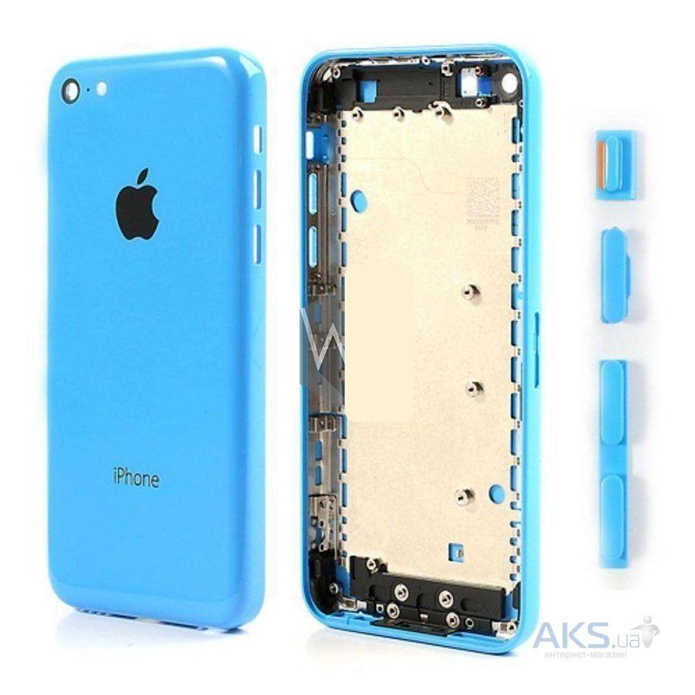 замена корпуса iphone 5с