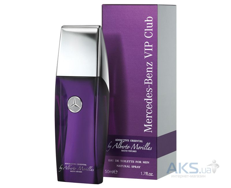 Mercedes-Benz Vip Club Addictive Oriental Туалетная вода 100 ml
