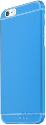Чехол ITSkins ZERO 360 for iPhone 6 Plus Blue Blue (AP65-ZR360-BLUE)