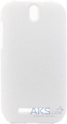 Чехол Melkco Snap leather cover for HTC Desire SV White (O2DSSVLOLT1WELC)