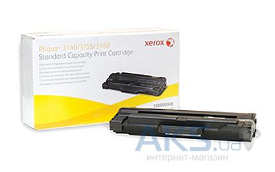 Картридж Xerox Phaser 3140/ 3155/ 3160 (108R00908) Black