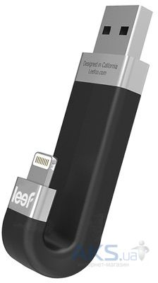 Гаджет Leef iBRIDGE 16 GB Black