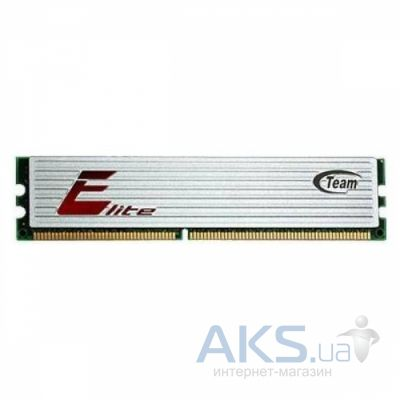 Оперативная память Team DDR3 4GB 1333 MHz (TED34G1333C9BK / TED34GM1333C9BK)